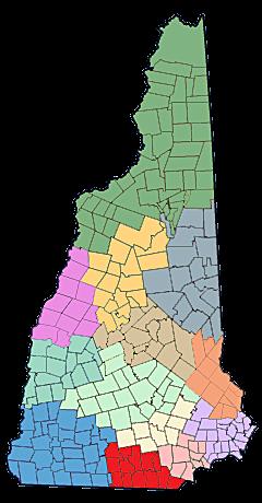 NH Public Health Networks - Carroll County Regional Public Health Network