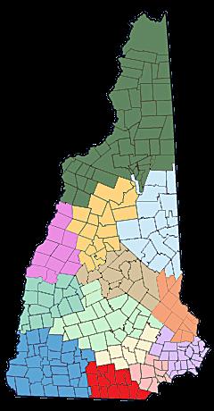 NH Public Health Networks - North Country Regional Public Health Network