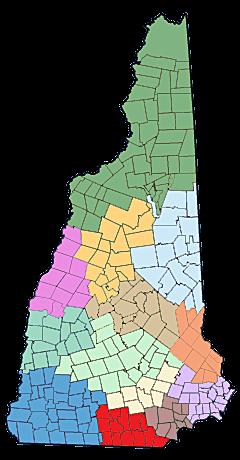 NH Public Health Networks - South Central Regional Public Health Network